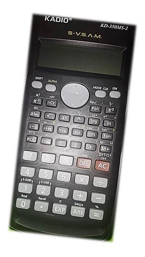 calculadora kadio kd 350ms
