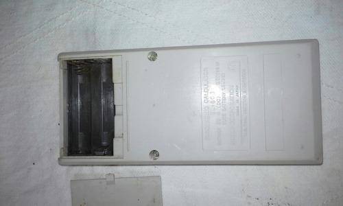 calculadora marca sharp modelo el-503