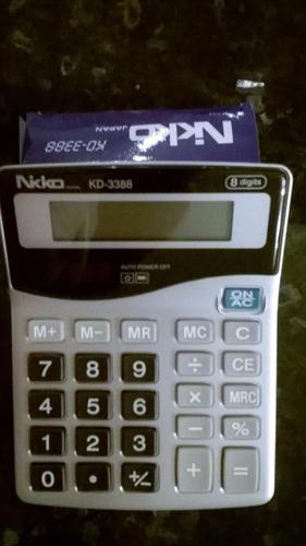 calculadora nikko kd-3388