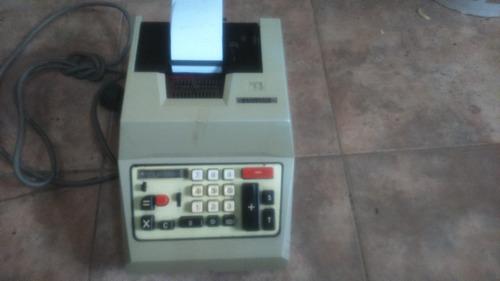 calculadora olivetti 220v funciona pero a veces se tranca