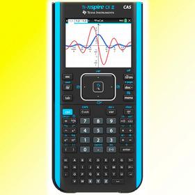 Calculadora Texas Instruments Ti Nspire Cx Ii Cas Sellada