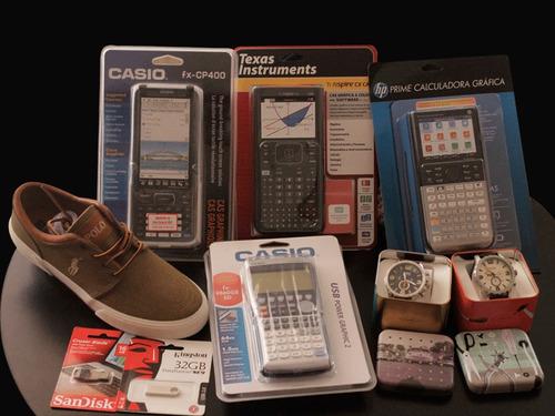 calculadora texas nspire cx cas 2019 - español nueva