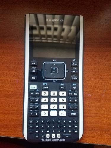 calculadora texas ti nspire cx