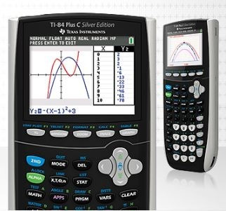 calculadora ti-84 plus c silver edition texas instruments