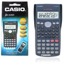 Calculadora Cientifica Casio Original Fx 82ms Doble Linea