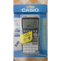 Calculadora Científica Grafica Casio Fx9860gii Como Nueva!