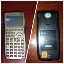 Calculadora Hp49g+ Graficadora