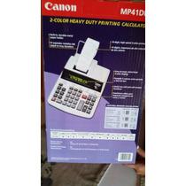 Calculadora Canon Mp-41dh De 14 Digitos Cintabicolor Calc002