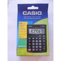 Calculadora Casio Mx-8v-bk-w Original 1 Año Garantia