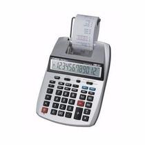 Calculadora Sumadora De Oficina De 12 Dígitos Canon P23-dh V