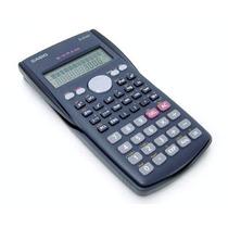 Calculadora Cientifica Casio Fx-82ms 240 Funciones - Tienda!