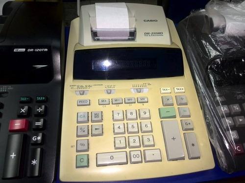 calculadoras sumadoras con 3 meses garant.