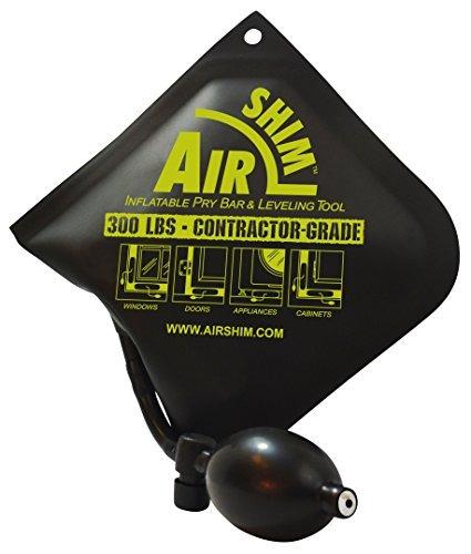 calculated industries # 1190 air shim barra de palanca infla