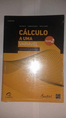cálculo a uma variável  volume 2