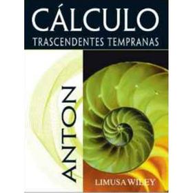 Cálculo Anton - Trascendentes Tempranas