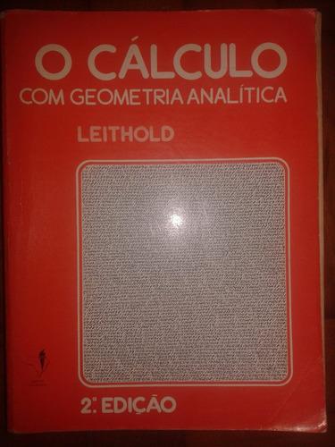 cálculo com geometria analítica volume 1 - 2ª edição