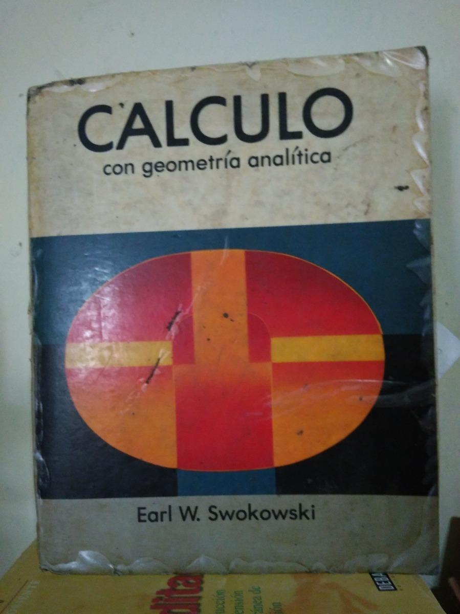 calculo con geometria analitica swokowski