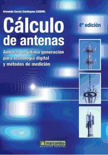 cálculo de antenas(libro  ingeniería electrónica)