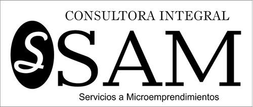 calculo de costos para microemprendimientos consultora sam