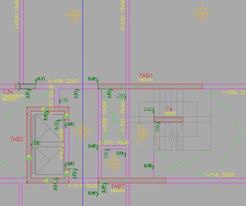 calculo de estructuras - planos - ingeniero civil (uba)
