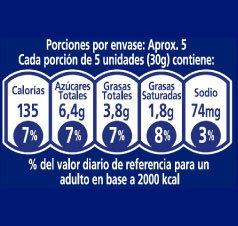 calculo de informacion nutricional