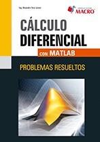 cálculo diferencial con matlab 320 pgs 62 soles