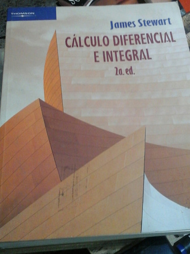 cálculo  diferencial e integral 2 ed, stewart