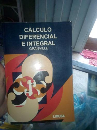 calculo diferencial e integral granville