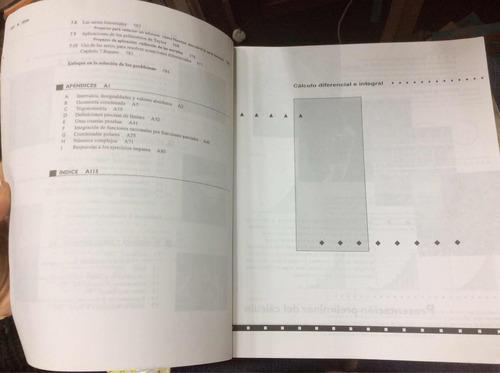 cálculo diferencial e integral por james stewart