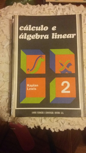 cálculo e álgebra linear