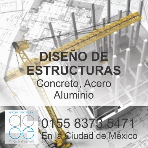 calculo estructural diseño estructuras planos dro