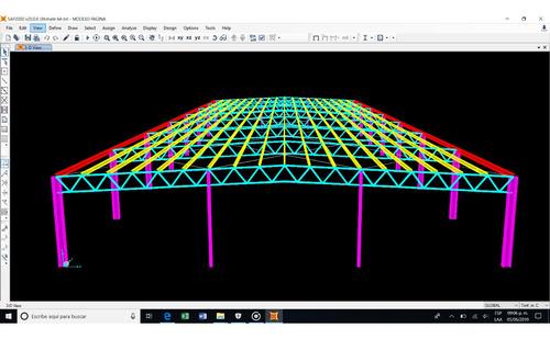 calculo estructural, ingenieria y construccion