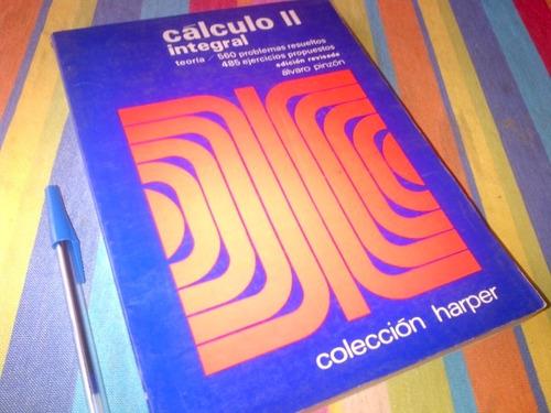 calculo integral problemas resueltos y propuestos pinzon