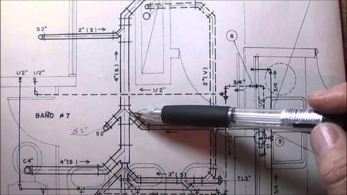 calculo y diseño de instalaciones sanitarias para expediente