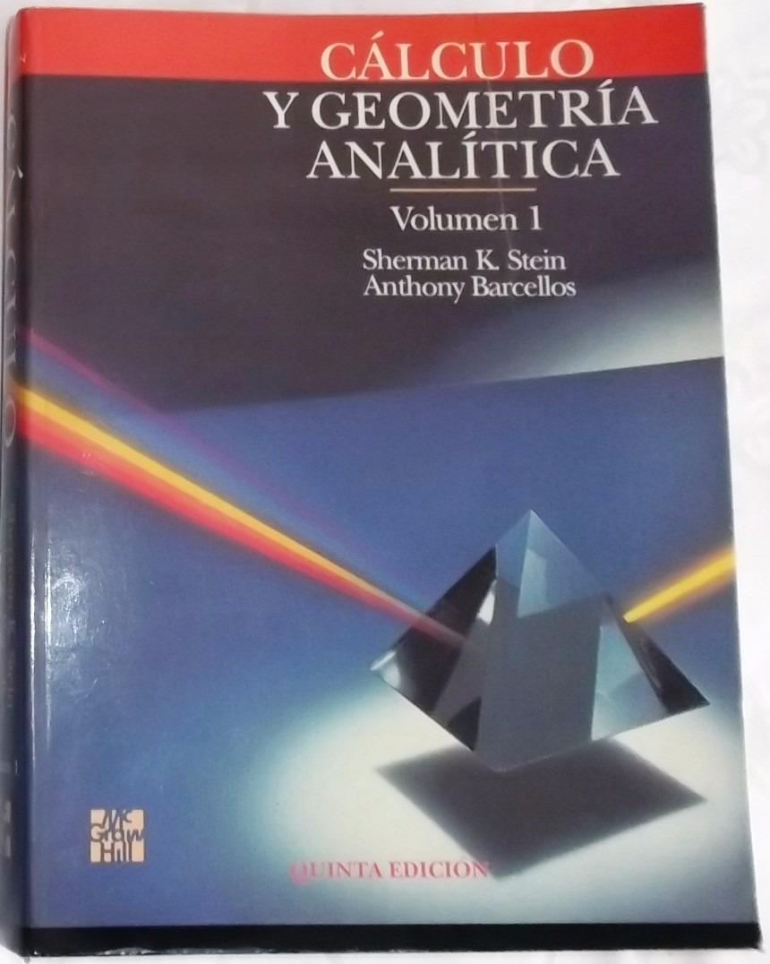 calculo y geometria analitica sherman k stein