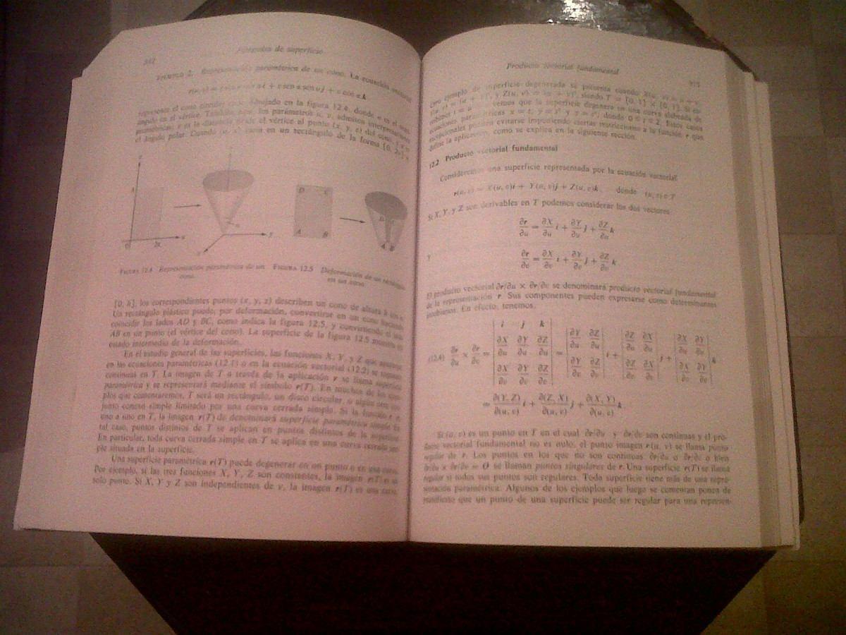 Calculus V2, Tom Apostol, Ed Reverte - $ 639 00
