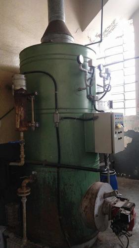 caldeira adetec geradora de vapor