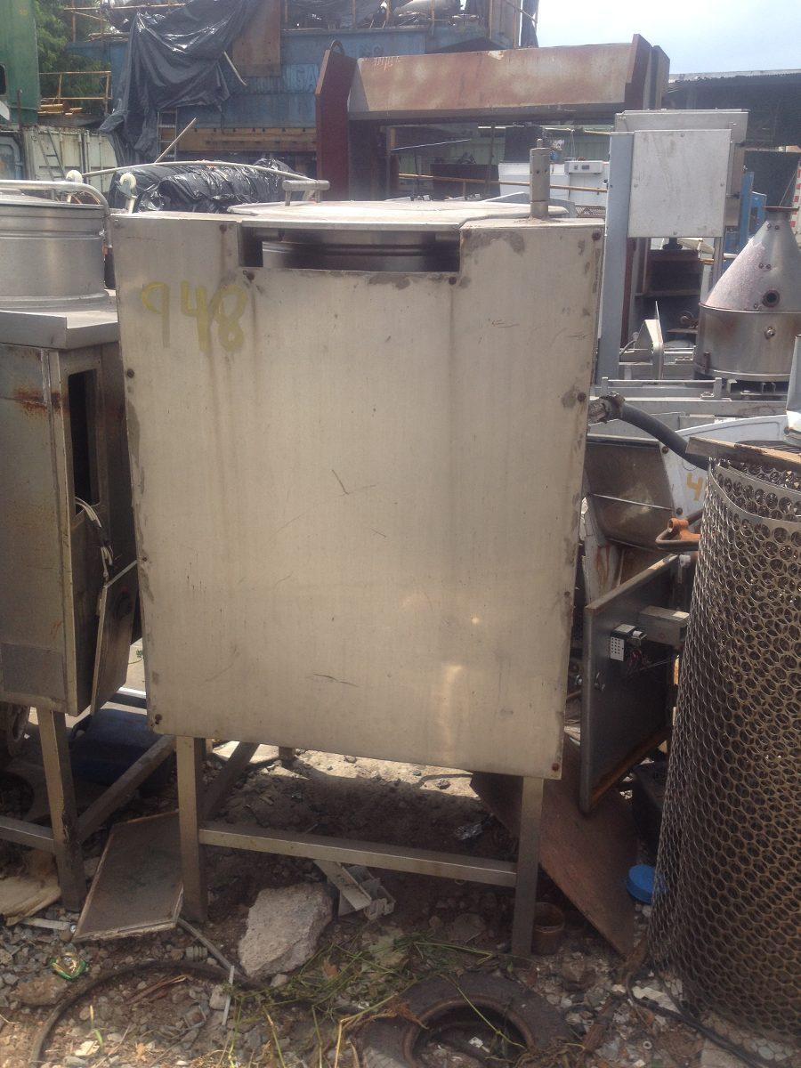 Caldeir O Panela Cozinha Industrial De Inox 180 Litr C D 948 R