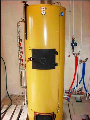caldera a leña buenacaldera para calefaccion central 40kw