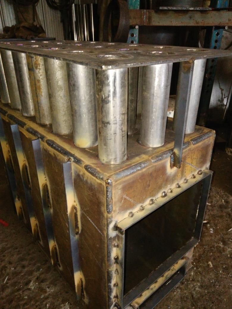 Caldera a le a calefaccion central en for Calderas para calefaccion central a lena