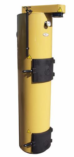 caldera a leña para calefaccion central 20-80m2