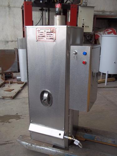 caldera automática 8