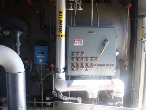 caldera de 600 hp 175 psias movil,20000 lbs/hr vapor saturad
