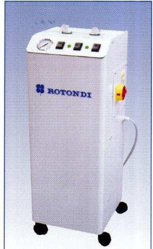 caldera electrica de carga automatica a vapor con 2 planchas