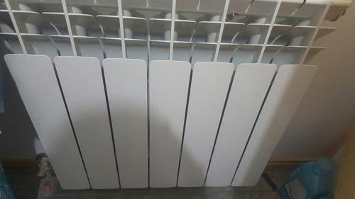 caldera energas y radiadores