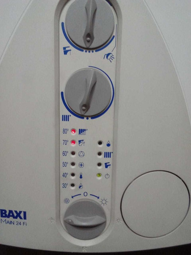 calderas baxi peisa orbis. reparacion service ajustes