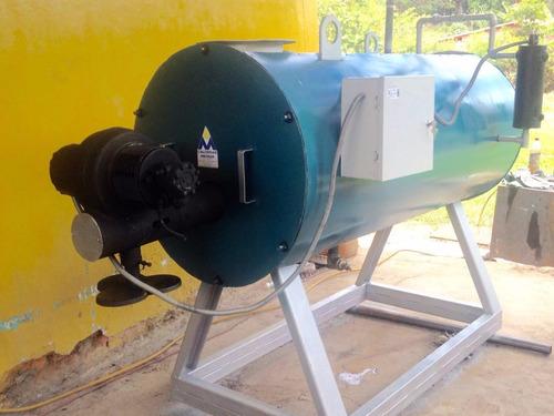 calderas de 10 a 50 hp