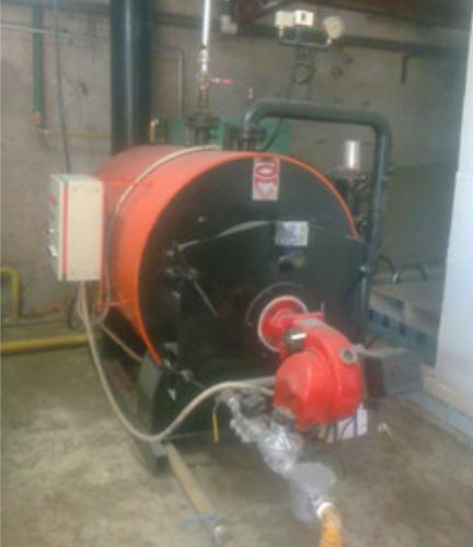 calderas industriales usadas reacondicionadas para vapor