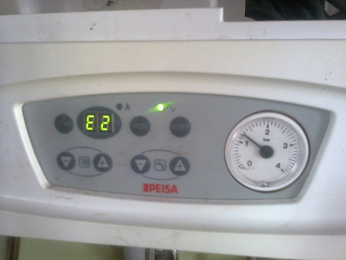 calderas reparación y service. baxi. peisa. caldaia