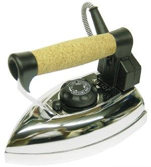 caldero a vapor profesional para planchado y limpieza